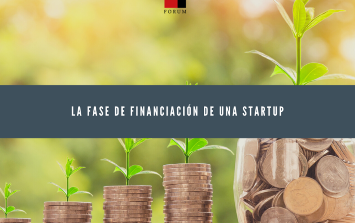 fases de financiación de una startup