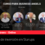 Curso para inversores privados Business Angles en la financiación para startups